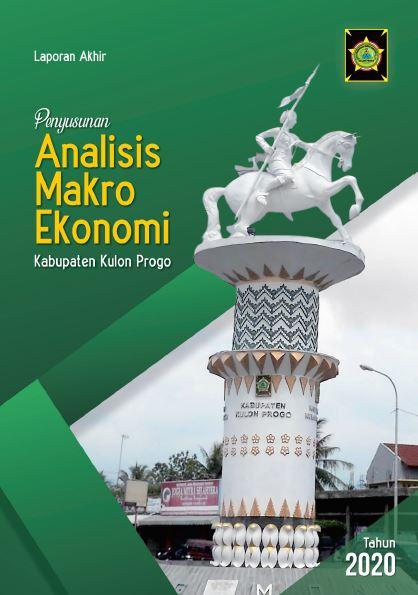 Analisis Makro Ekonomi Kabupaten Kulon Progo Tahun 2020